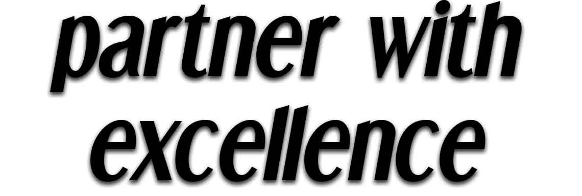partner with excellence